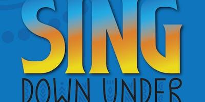 Sing Down Under