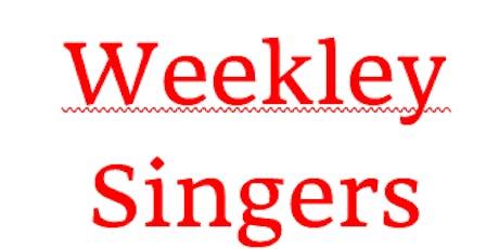 Weekley Singers Christmas Concert tickets