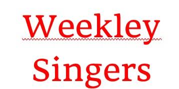 Weekley Singers Christmas Concert