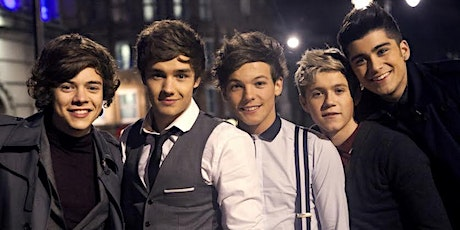 Midnight Memories: One Direction Night NYC tickets