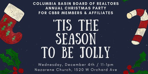 CBBR Member & Affiliates Annual Christmas Party!