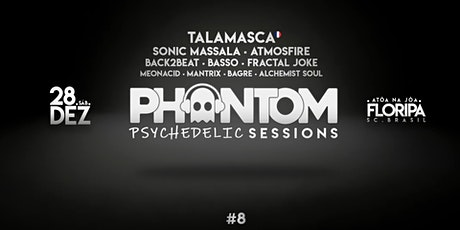 Phantom Psychedelic Sessions #8 - Talamasca + 9 Lives em Floripa tickets