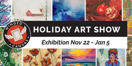 Opening Night Party: Holiday Art Show