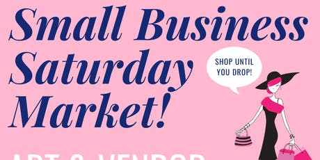 Small Business Saturday Weekend Holiday Market tickets