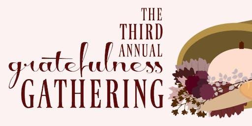 Gratefulness Gathering