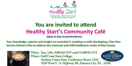 Healthy Start Community Cafe - Bay County