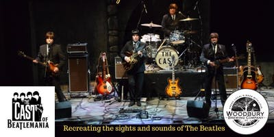 The Cast of Beatlemania at Woodbury Brewing Company