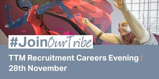 TTM Recruitment Careers Evening