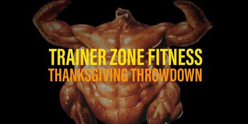 Annual TZF Thanksgiving Throwdown