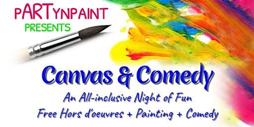 Canvas & Comedy