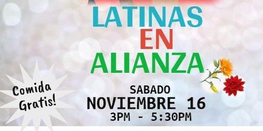 Latinas Alianzas