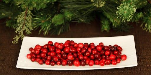 Cranberries!