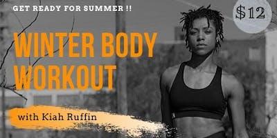 Winter Body Workout Series