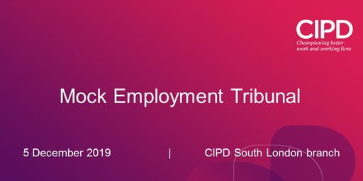 Mock Employment Tribunal