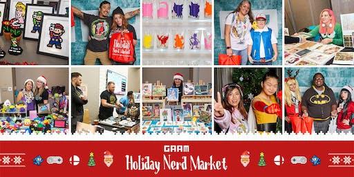 GAAM Holiday Nerd Market 2019