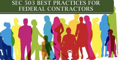 Sec  503 Best Practices Training: Disability Inclusion