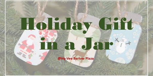 Holiday Gift in a Jar Class