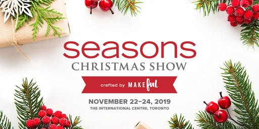 QHEA Bus Trip to Seasons Christmas Show Toronto from Belleville/Trenton