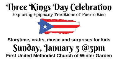 Three Kings Day Celebration