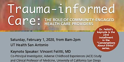 13th Annual CSL Conference: Trauma Informed Care