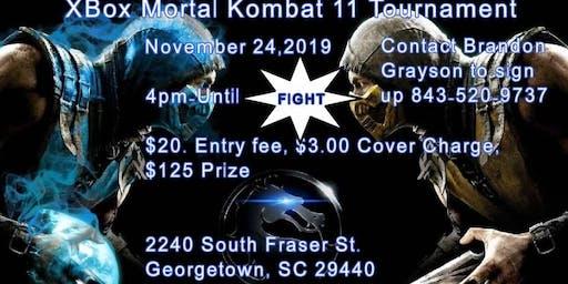 XBox Mortal Kombat 11 Tournament