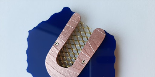 MAKE YOUR MARK : Pattern & Perspex