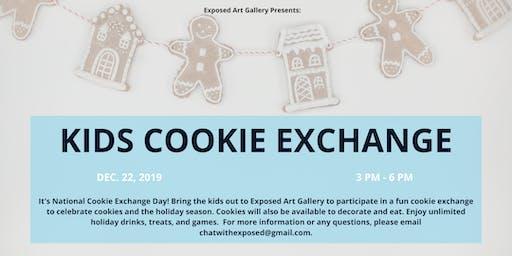 Kid's Cookie Exchange at Exposed
