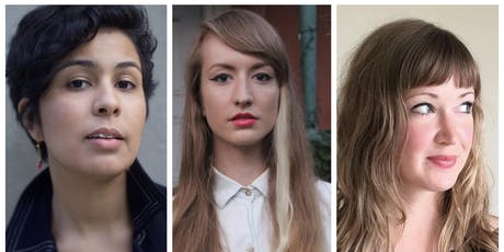 Belladonna* presents: A Reading by Poets Maryam Ivette Parhizkar, Emily Skillings, & CL Young tickets