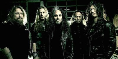 Death Angel - Humanicide North american Tour
