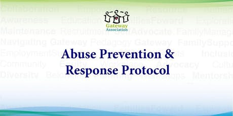 Abuse Prevention & Response Protocol tickets