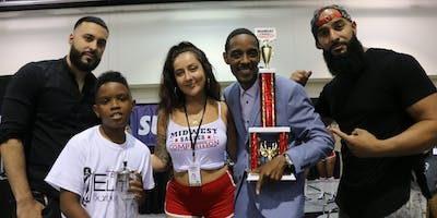 6th Annual Midwest Barber Competition