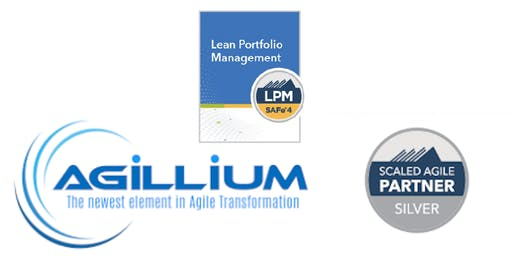 SAFe  Lean Portfolio Management (LPM)3 Day Class(CONFIRMED TO RUN)