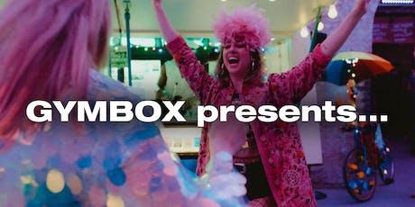 Gymbox presents... tickets