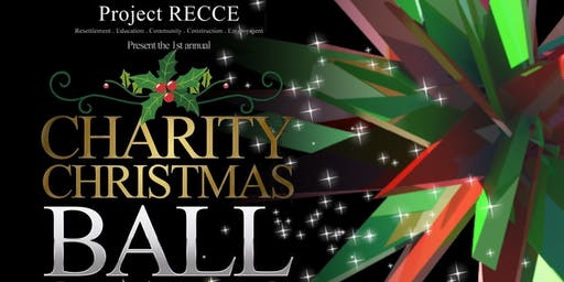 Project RECCE:  Charity Christmas Ball