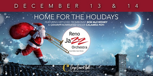 RJO - Home for the Holidays at Cargo Concert Hall