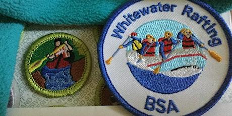 Argonauts: Whitewater Kayaking tickets