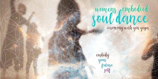 Embody Your Future Self SUNDAY SANCTUARY souldance med meditation & yinyoga