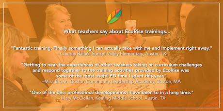 EcoRise: Design Thinking & Eco-Audit Student Grants Workshop: Houston, TX tickets