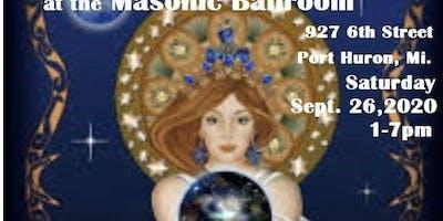 GMPF™ Fall Blessings Psychic Fair-Port Huron