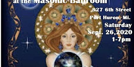 GMPF™ Fall Blessings Psychic Fair-Port Huron tickets