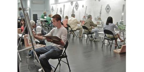 Drawing & Painting Classes (01-29-2020 starts at 9:00 AM) tickets