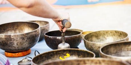 Tibetan Sound Bowl Meditation tickets
