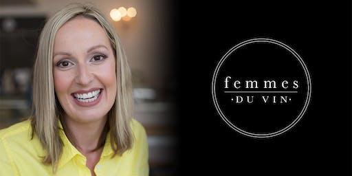 Femmes du Vin & With Zest Present: An Evening with Gillian Mainguy