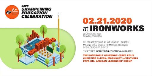 A+ Colorado: Sharpening Education Celebration