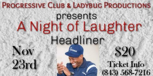 A Night Of Laughter Comedy Show