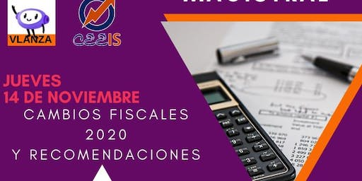 Cambios Fiscales 2020