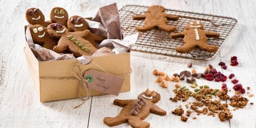 The Jazzed-Up Gingerbread Man