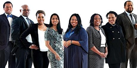 Black Influencers Board Training Program  tickets