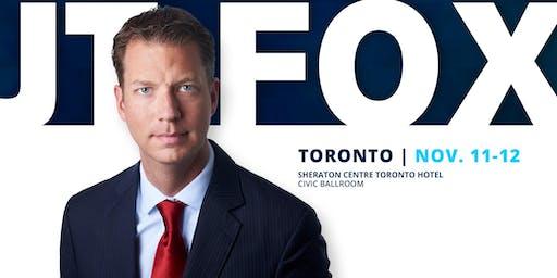 JT Foxx Business Growth Event