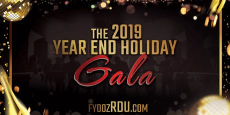 THE 2019 YEAR END HOLIDAY GALA & TOY DRIVE tickets